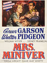 Greer Garson's Mrs. Miniver on the Outdoor Big Screen at Pecos National HistoricalPark