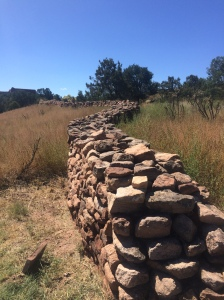 Pecos National Historical Park - Mission Trail - Marker 3