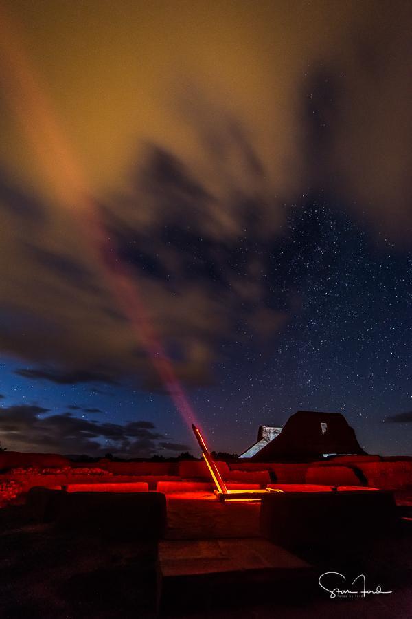 Night Photography Workshop of 2018 at Pecos National HistoricalPark
