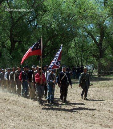 2012 Reenactment at El Rancho de las Golondrinas
