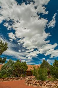 Pecos National Historical Park Visitor Center