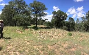 Arrowhead Pueblo site