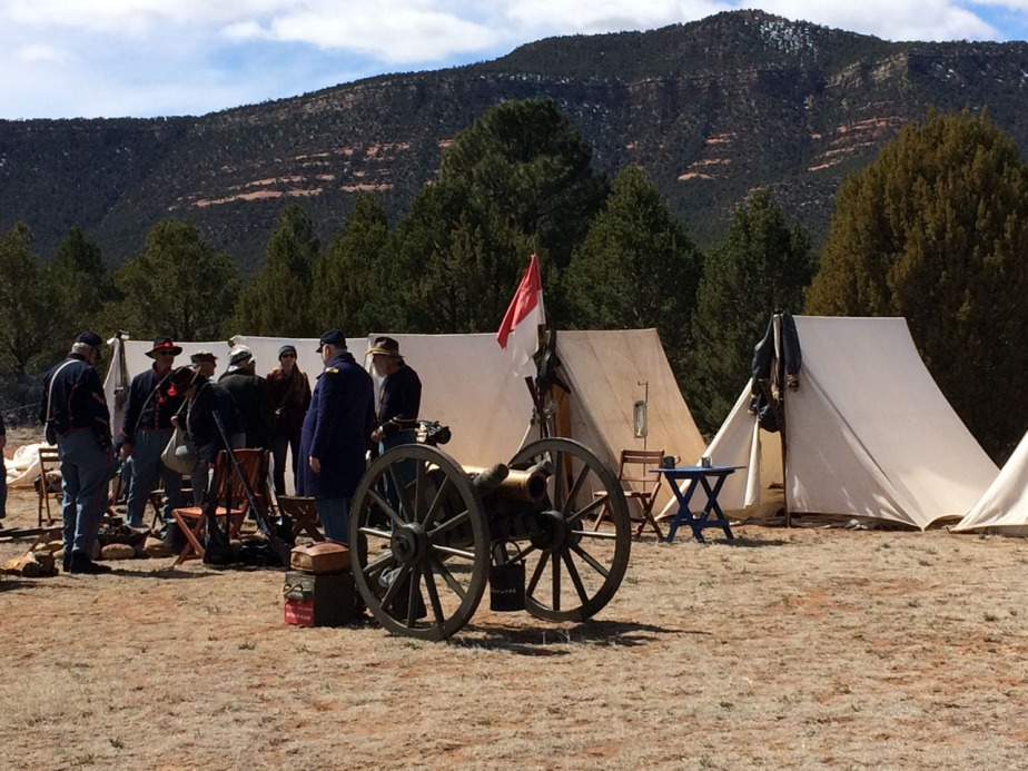 2020 Civil War Encampment – March 28th