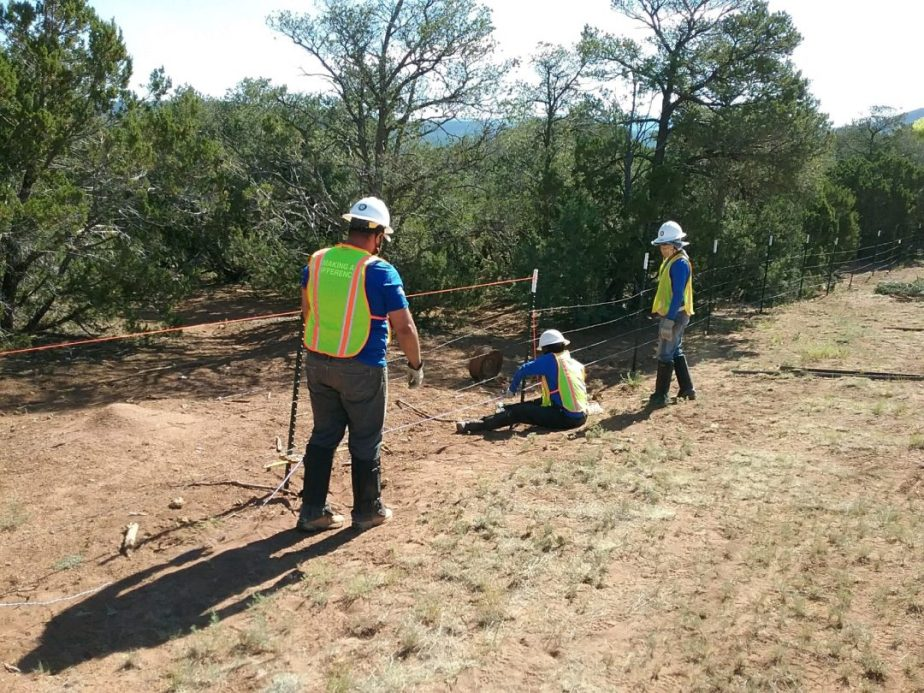 Fence Project Planned for Northern Boundary of  Pecos National Historical Park