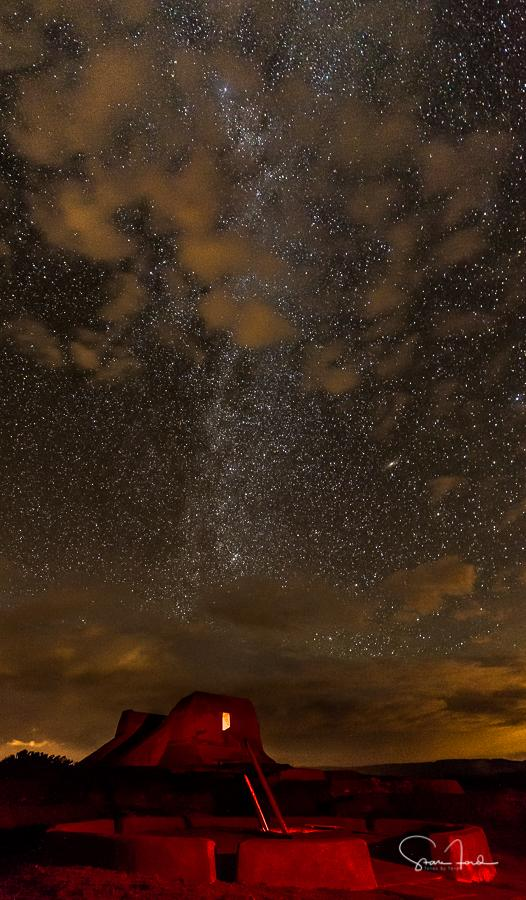 Stan Ford - Night Sky Photography Workshop at Pecos National Historical Park
